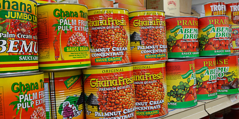 Shop African specialty foods today! Ghana Taste Palm Fruit Pulp Extract Charlotte International Market 4740 Old Pineville Rd near Starmount, Exit 6a I-77. Best West Africa and Caribbean specialty grocer. Wide selection! Open daily! Char NC at South Blvd & Woodlawn. Open Daily!