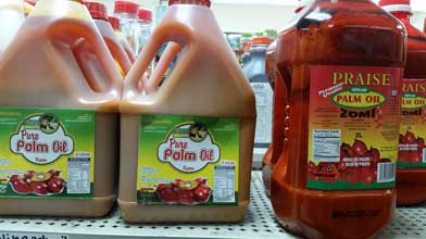 Praise Pure Palm Oil. Shop Charlotte Market International today - Charlotte's best African grocer. West Africa and Caribbean specialty products - OPEN DAILY! Char, NC